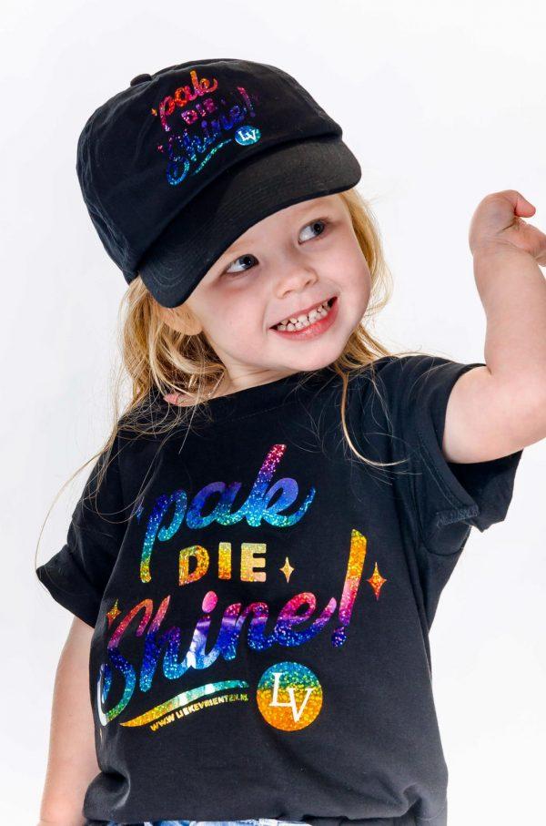 Pak die shine kids T-shirt